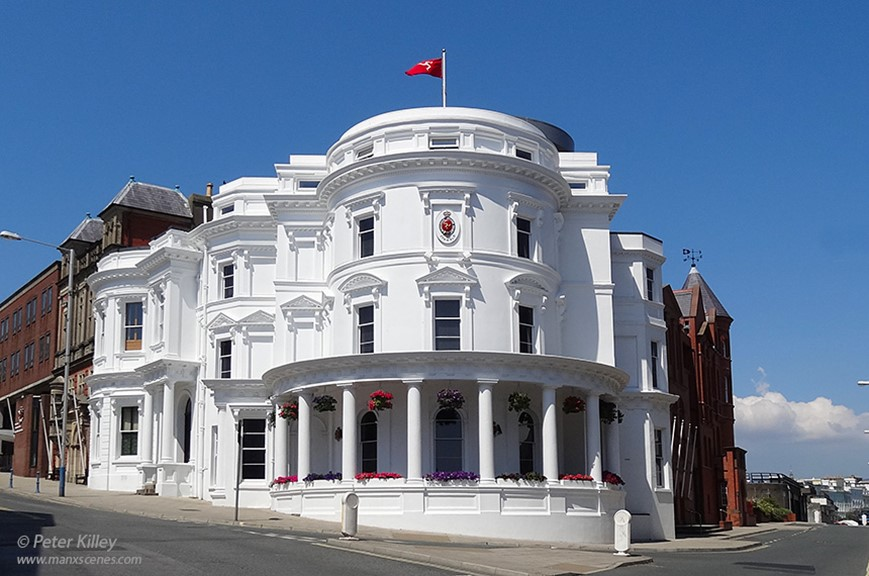 Photo: Paul Dougherty, Tynwald Seneschal