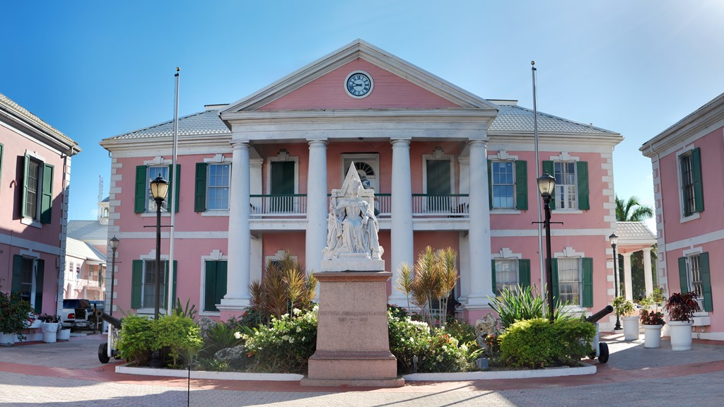 Parliament House of The Bahamas