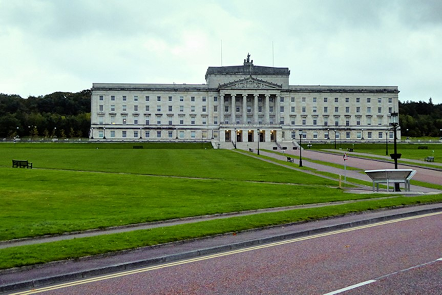 Stormont Estate, the site of the Northern Ireland Assembly and main government buildings