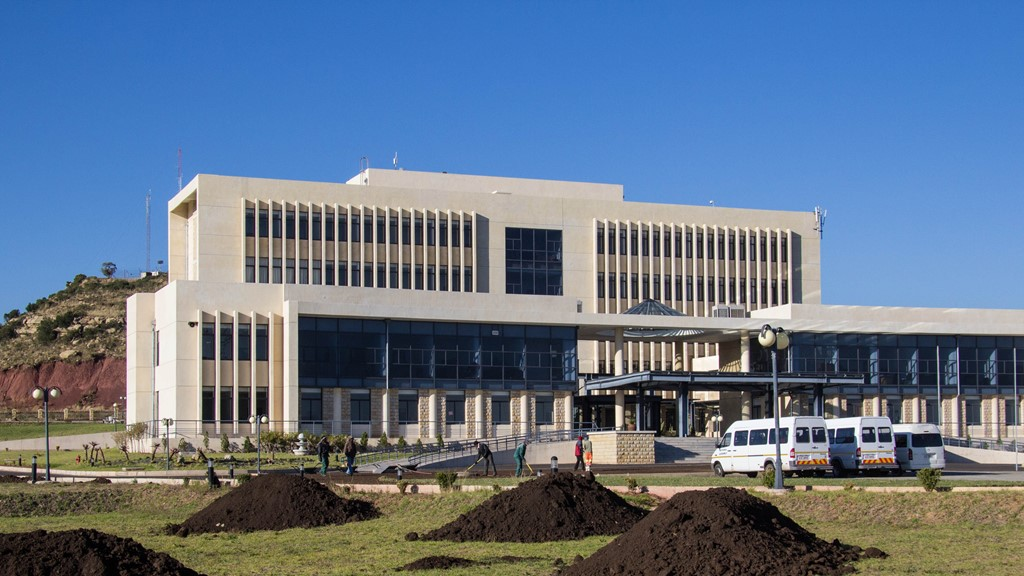 Parliament of Lesotho, AER Africa, https://creativecommons.org/licenses/by/2.0/legalcode