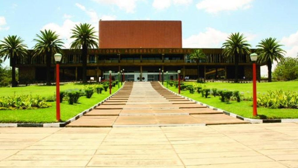 The National Assembly of Zambia