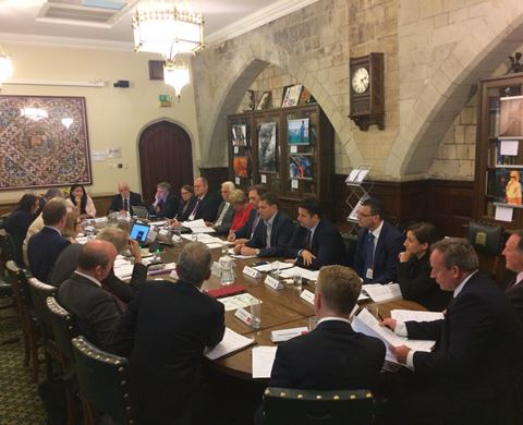 CPA BIMR Annual General Meeting takes place in Westminster listing image