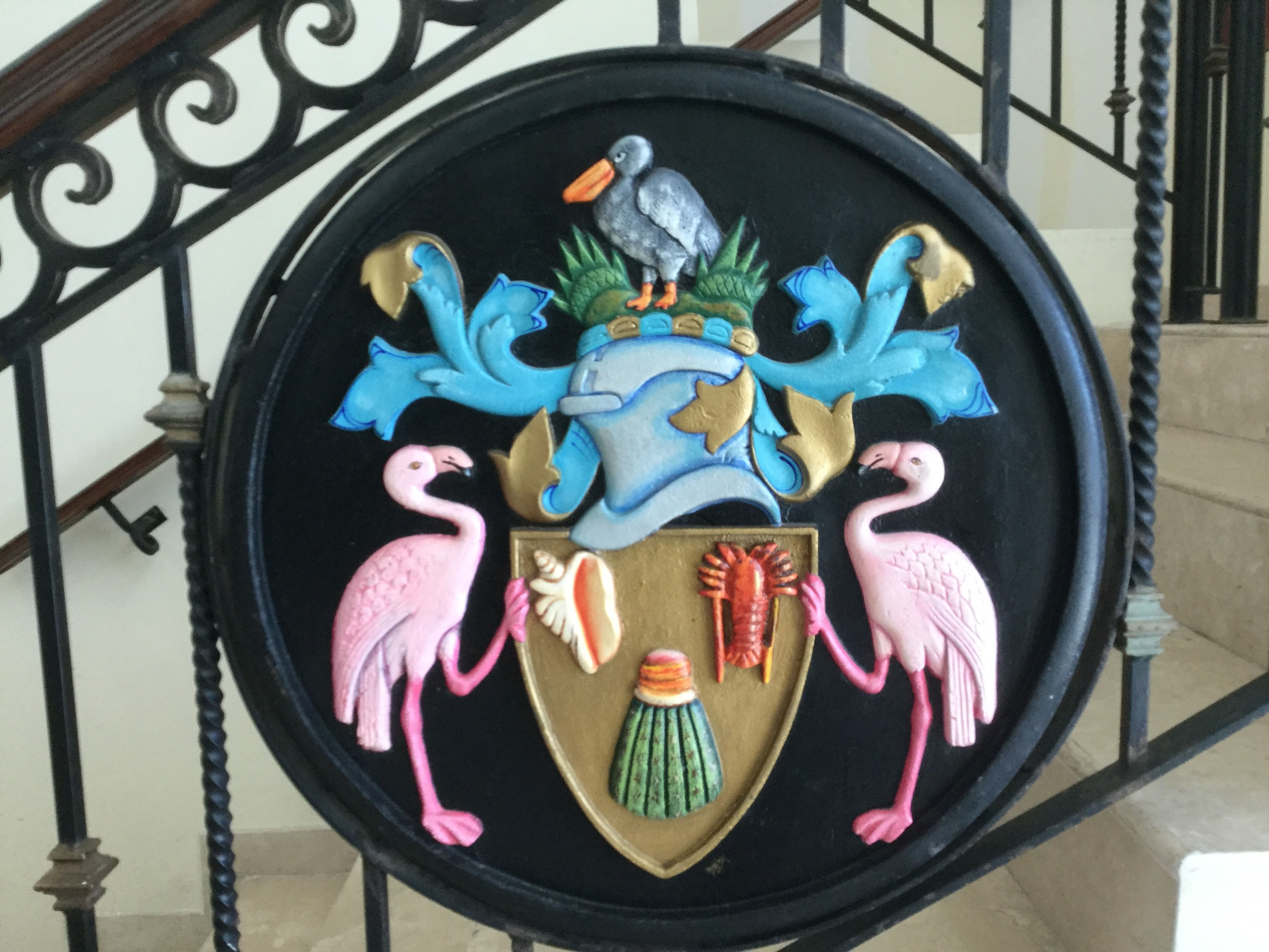 TCI House of Assembly Crest