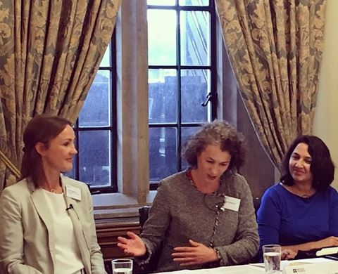 'Women, Power, Politics' Panel Discussion with CPA UK listing image