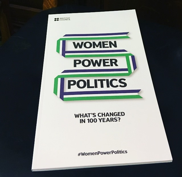 Women, Power, Politics Report commissioned by the British Council