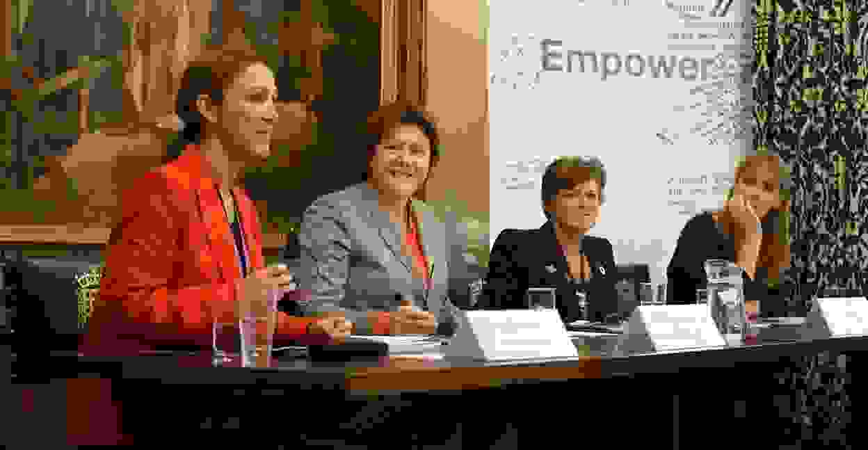 Empowering Women's Voices in Parliament - CPA UK Parliament Week Panel Discussion listing image