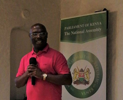 Kenya - Parliamentary Staff Training and New Members' Induction listing image