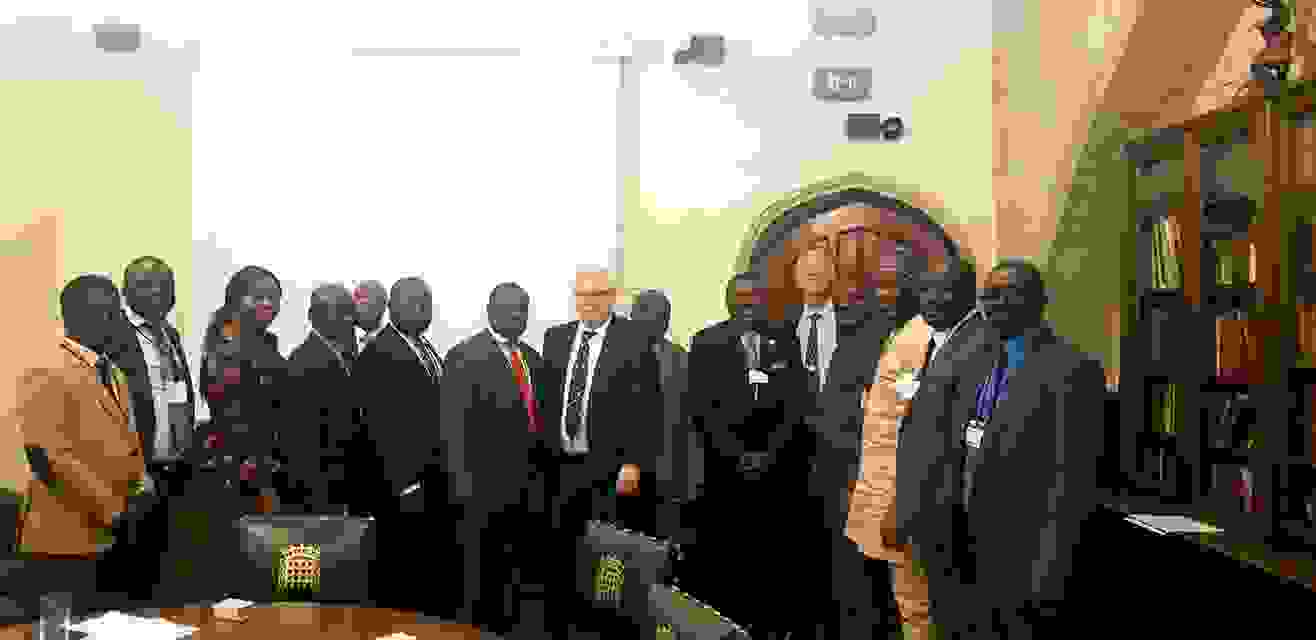 Ghana - Visit by the Business and Special Budget Committees listing image