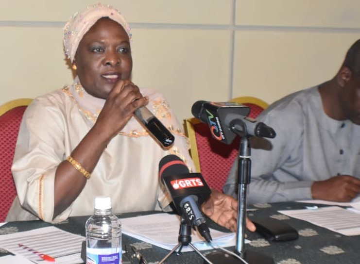 Madam Speaker of the National Assembly of The Gambia