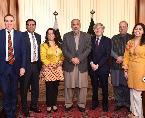 Pakistan - Bilateral Visit and New Members' Induction Programme listing image