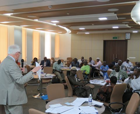 The Gambia - Standing Orders Workshop listing image