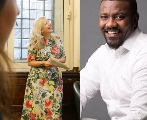 John Dumelo and Tracy Brabin MP explore commonality and Politics as a force for good listing image