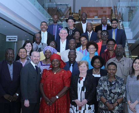Namibia - Bilateral Visit and Parliamentary Strengthening Programme listing image