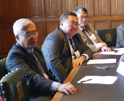 Malaysia - Visit by Committee Chairs from the House of Representatives listing image