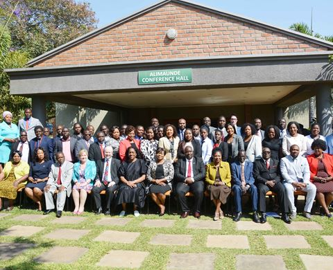 Post-Election Seminar for Newly-Elected Parliamentarians in Malawi listing image