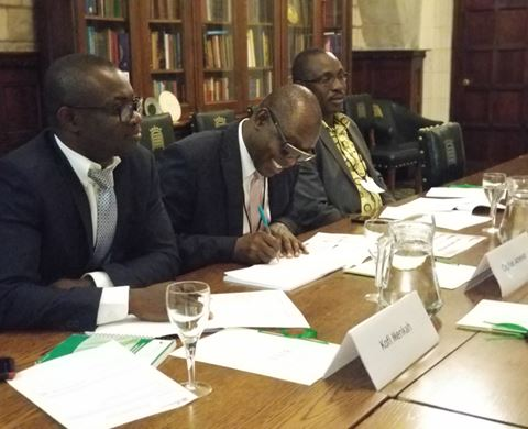 Ghana - Visit by Parliamentary Reforms Team listing image