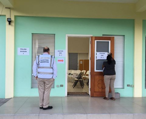 Montserrat General Election deemed a procedural success by CPA BIMR international observers listing image